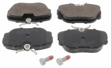 For BMW 3 Series, Z1 Roadster E30 German Quality Front Brake Pad Set, disc brake