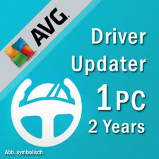 Driver Updater 2018 1 PC AVG 2017 2 Years | UK
