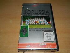 Borussia - Erfolge in Grün und Weiß - Kicker Video - VHS Rarität