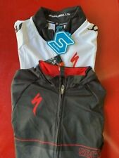 SPECIALIZED SL PRO SS CYCLING JERSEY SIZES S, M, L and XLBlack 100% AUTHENTIC