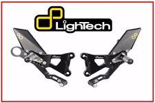 PEDANE REGOLABILI ARRETRATE LIGHTECH BMW S1000RR / HP4 DAL 2009 AL 2014