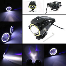 CREE U7 LED Driving Spotlight For Harley Davidson Tour Street Glide FLHX Touring