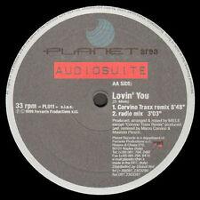 AUDIOSUITE - Lovin' You (Corvino Traxx Rmx) - Planet