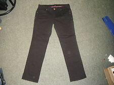 """Falmer classic fit taille 16 jambe 31"""" noir/violet délavé dames jeans"""