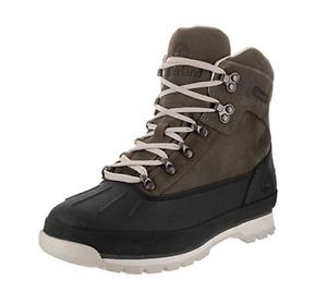 TIMBERLAND TB0A1AUJ110 EURO HIKER SHELL TOE Mn's (M) Grey Leather Hiking Boots