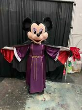 Minnie Mouse Vampire Halloween Character Mascot Costume Cosplay Party Event Adul
