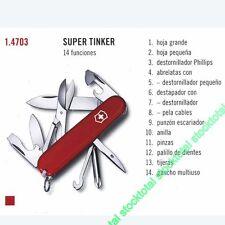 NAVAJA VICTORINOX SUPER TINKER 14 FUNCIONES 14703 14703