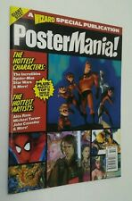 WIZARD POSTER MANIA 3 SPIDER MAN WOLVERINE X-MEN THE INCREDIBLES