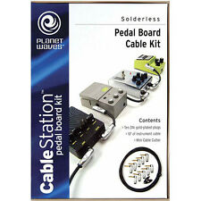 Planet Waves PWGPKIT10 Cable St Pedal Board Kit