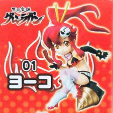 Gurren Lagann R-Style Mini Figure 01 Yoko Bandai JAPAN ANIME BANDAI GAINAX
