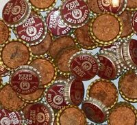 Soda pop bottle caps Lot of 25 CLICQUOT CLUB ROOT BEER cork unused new old stock