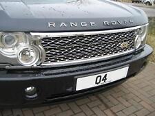 Chrome calandre suralimenté Kit de conversion pour Range Rover L322 03-05 VOGUE HSE