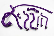 Stoney Racing Land Rover Discovery 300TDI Silicone Coolant Radiator Hoses Purple
