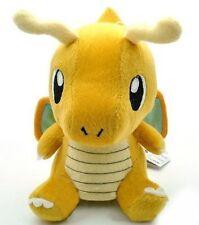 NEW Pokemon soft toy plush figure Dragonite 17cm