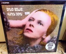 LP DAVID BOWIE  Hunky Dory Limited Edition Gold Vinyl