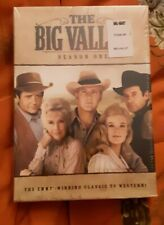 Big Valley Complete 1st First Season 1 One BRAND NEW SEALED 5 DISC DVD SET. OOP!