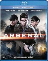 Arsenal (Bilingual) (Blu-ray + DVD) (Blu-ray)  New Blu