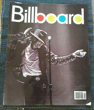 Michael Jackson Billboard Magazine Tribute issue, July 11, 2009, RARE