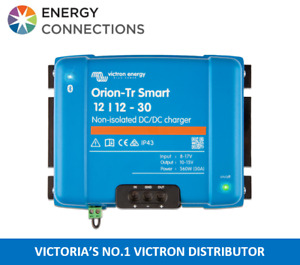 Victron Energy Orion-Tr Smart 12/12-30A (360W) Non Isolated DC-DC charger