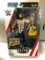 WWE WWF Elite Collection Elias Figure 2018