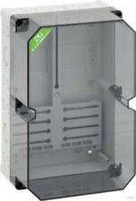 Spelsberg zähler-leergehäuse 400V Transparent IP54 ZKI 1