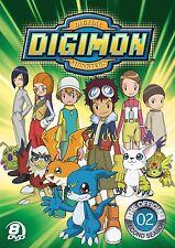 Digimon . Digital Monsters . The Official Second Season 2 . 8 DVD . NEU . OVP