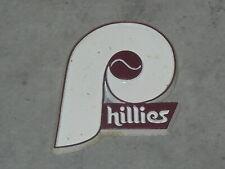 PHILADELPHIA PHILLIES Vintage MLB RUBBER Baseball FRIDGE MAGNET Standings Board