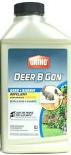 1 Ortho 32 Oz Deer & Rabbit B Gon Safe Long Lasting Concentrate Liquid Repellent