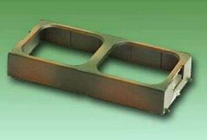 2x Akkuhalter Battery Case für APACHE AKKU AH64 HUBSCHRAUBER 678013 678-013