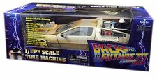 Back to the Future Part III 1:15 Delorean Time Machine Diamond Select NEUF