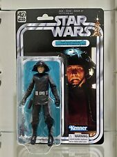 "Star Wars Black Series 40th Anniversary Death Squad Commander 6"" Action Figure"