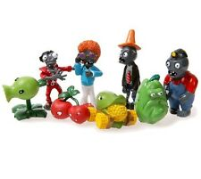 New Plants VS Zombies 8 Pcs  Mini-Figure Set  style A Figures ship from USA