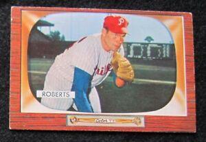 1955 Bowman Robin Roberts Philadelphia Phillies HOF EX-MT #171