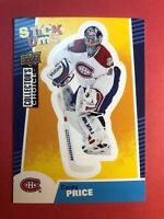 2009-10 Upper Deck Collectors Choice Stick-ums Insert #SU-13 Carey Price