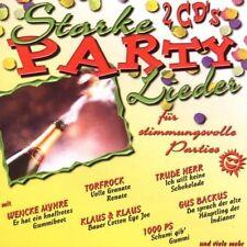 Starke Party Lieder (1996, Polydor) Klaus & Klaus, Trude Herr, Wencke M.. [2 CD]