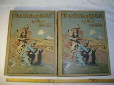 Der Krieg 1914/17 in Wort und Bild , Verlagshaus Bong & Co , guter Zustand