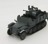 CT#88 Lichter Zugkraftwagen 1t + Flak 38 Sd.Kfz 10/5 - 1:72 - Wargaming Diorama