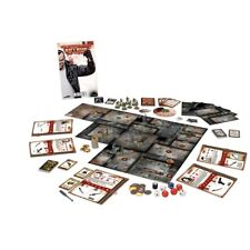 THE WALKING DEAD: HERE`S NEGAN BOARD GAME - MANTIC - ALL OUT WAR + PROMO CARDS