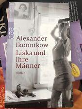 Liska und ihre Männer : Roman. - Aleksandr Ikonnikov, Erotik