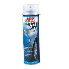 Vernis APP en aérosol, 500ml, peinture auto carrosserie (VE01)