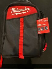 Milwaukee Low Profile Backpack 48-22-8202 New W/ Tags