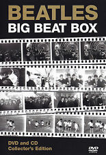 THE BEATLES - DVD + CD - BIG BEAT BOX