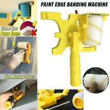 Clean-Cut Paint Edger Roller Brush Safe Tool for Home Room Wall Ceilings