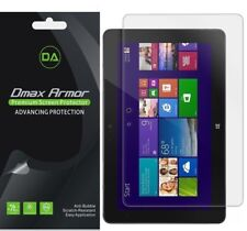 [3-Pack] Dmax Armor Clear Screen Protector for Dell Venue 11 Pro