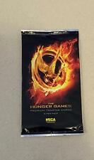 The Hunger Games Trading Card Sealed Pack 2012 NECA