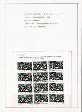 sellos españa minipliegos de 12