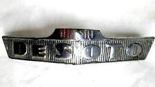 Vintage DeSoto 1942? badge. Rare emblem difficult to obtain. Hood ornament.