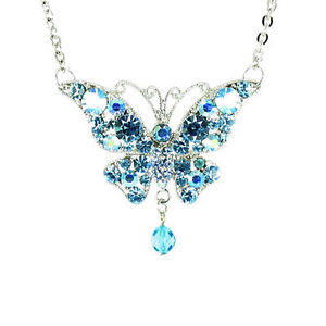Miss Mysterious Butterfly Necklace MORE COLOURS AVAILABLE