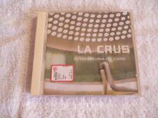 """La crus """"Dietro la curva del cuore"""" 1999 cd Warner Music Italy  NEW £"""