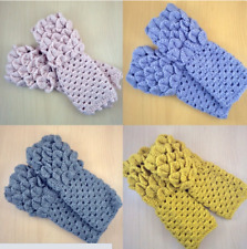 dragon scale fingerless gloves, mermaid stitch womens gloves